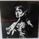JOAN BAEZ LP Record Album Vinyl Vanguard VRS-9078 Mono 1960