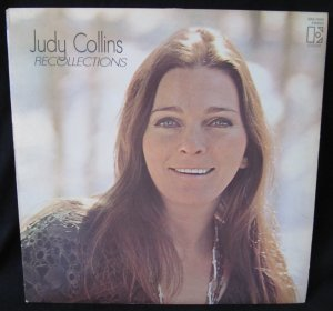 JUDY COLLINS Recollections Elektra EKS 74055 1969 Original LP Vinyl Stereo Record Album