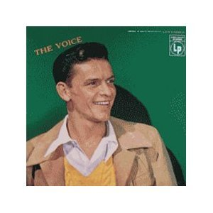 FRANK SINATRA The Voice Columbia CL 743 Original 1955 LP Mono Vinyl Record Album