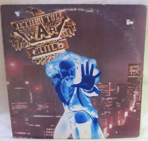 JETHRO TULL War Child Chrysalis CHR 1067 Stereo Original 1974 LP Vinyl  Record Album