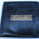 CROMATEK Set of Six Vignette Framed Filters 76x76mm in Sleeved Album Storage Case C14 As Bs in EUC