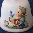 Goebel Hummel 1978 Annual Bell Let's Sing Concertina 1st Edition HUM 700 TM5 6 Inches Mint
