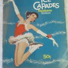 Vintage Ice Capades 1958 - 1959 Season 19th Ed. Program Snow White Snow White and the 7 Dwarfs