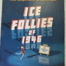 Vintage Ice Follies of 1946 Program Shipstads & Johnson Nocturne
