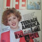 Life Magazine March 1986 Issue Teenage America Molly Ringwald Cover