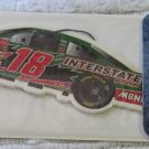 Vintage NASCAR Car Air Freshener No. 18  Interstate In Unopened Package