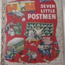 Seven Little Postmen Little Golden Book No. 184 Margaret Wise Brown (c) 1952