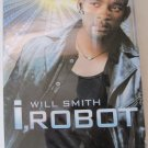 I, ROBOT Will Smith DVD Full Screen 2004 In Case