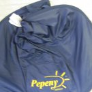 Pepeny Shade Cover Sun Shield for Single Stroller Navy Blue Lycra / Nylon UPF 50+