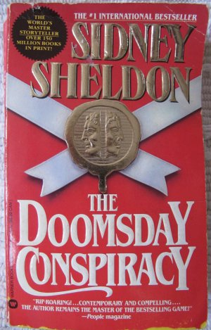 Doomsday Conspiracy by Sidney Sheldon Paperback Book
