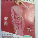 American Girl Magazine January 1966 Vintage 1960s Back Issue Sew and Win