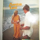 American Girl Magazine July 1968 Vintage 1960s Back Issue Island in the Woods