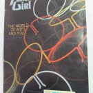 American Girl Magazine November 1968 Vintage 1960s Back Issue The World of Arts and You