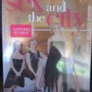 Sex and the City The Fourth Season 4 DVD New in Shrink Wrap