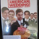 American Wedding Extended Unrated Party Edition DVD New in Shrink Wrap