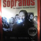 The Sopranos The Second Season 2 DVD HBO Original Series New in Shrink Wrap