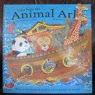 Tales from the Animal Ark by Fiona Conboy Illust Hardcover Book w 4 Animal Mini Storybooks