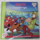 Scooby-Doo Football Fright Hardcover Book Read & Solve Vol. 11