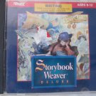 Storybook Weaver Deluxe CD-ROM by MECC (c) 1994
