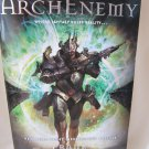 ArchEnemy by Frank Beddor Paperback Book 3rd Novel in Looking Glass Wars Trilogy