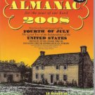 2008 Farmer's Almanac Vol 191 Softcover