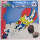The Amazing SpongeBobini SpongeBob Squarepants Children's Book Hardcover Color Illustrations 2007
