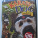 Karate Dog DVD In Case
