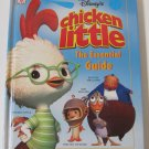Disney's Chicken Little The Essential Guide Hardcover Children's Book