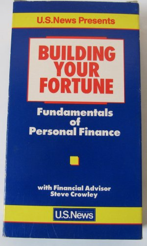 Building Your Fortune - U.S. News & World Report Personal Finance Guide VHS Video Tape