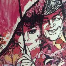My Fair Lady Rex Harrison Audrey Hepburn Columbia MONO-KOL 8000 Original Vinyl Record Album