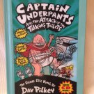 Collectors' Edition Captain Underpants and the Attack of the Talking Toilets Hardcover with Bonus CD