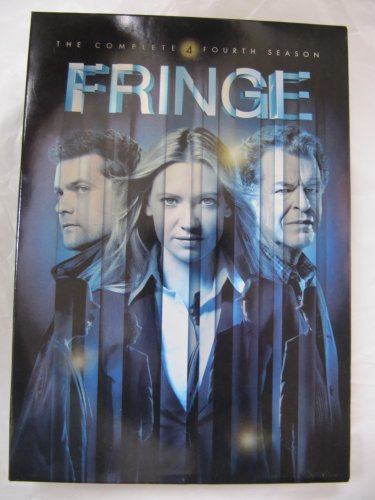 Fringe The Complete Fourth Season DVD