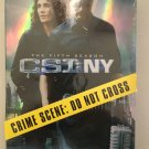CSI NY The Complete 5th Season DVD Set New in Shrink Wrapped Case