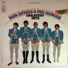 PAUL REVERE & THE RAIDERS Greatest Hits LP Vinyl Record Album Stereo Columbia KCS 9462 1967