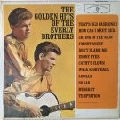 THE EVERLY BROTHERS GOLDEN HITS LP Vinyl Record Album Mono Warner Bros W1471 1962