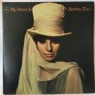 BARBRA STREISAND My Name is Barbra, Two LP Vinyl Record Album Mono Columbia CL 2409 1965