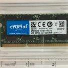 CRUCIAL Memory 4GB DDR3L-1600 SODIMM 1.35V CL11 CT51264BF160B Brand New