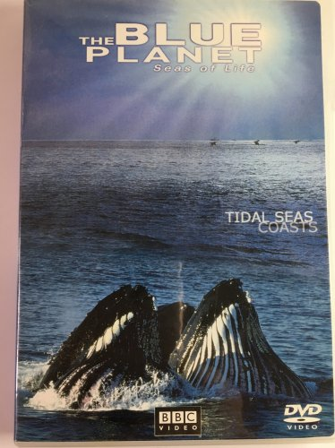 The Blue Planet Seas Of Life Part 4 - Tidal Seas and Coasts DVD BBC