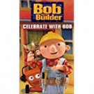 Bob the Builder Celebrate with Bob VHS Video in Case