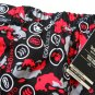 6M0011 ecko unltd MEN'S RED LOGO WAVEN BOXER PR-BX8, SIZE LARGE