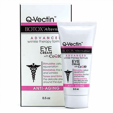 A172E Dermopeutics Q-Vectin BTB Eye Cream W/ CoQ10, 0.5 oz