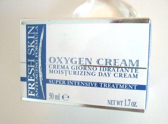 9FFS02 FRESH SKIN Oxygen Hydrating DAY Cream, 50ml