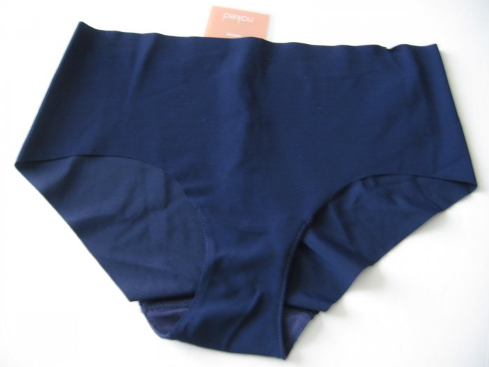 A0280 CALVIN KLEIN NAKED LOW-RISE HIPSTER F2637 NAVY SIZE LARGE