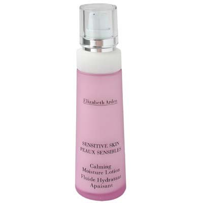 2 x S0037 Elizabeth Arden Sensitive Skin Calming Moisture Lotion 1.7 FL. oz (50ml)