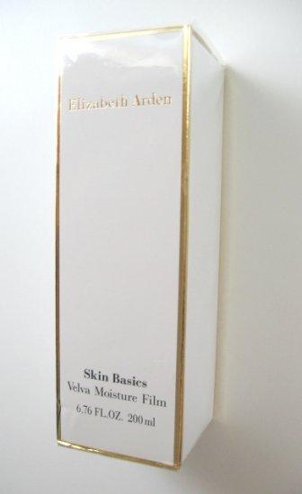 2 x S0050 ELIZABETH ARDEN SKIN BASICS VELVA MOISTURE FILM, 200 ML