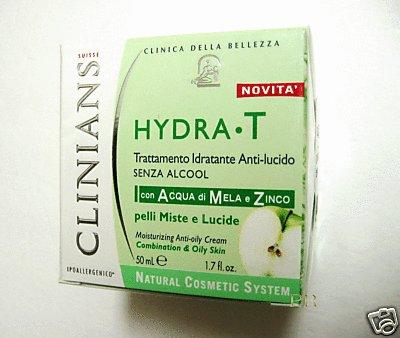 S0065 CLINIANS HYDRA T MOISTURIZING ANTI OILY CREAM 50ML