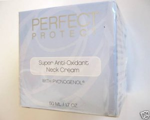 S0135 PERFECT PROTECT SUPER ANTI-OXIDANT NECK CREAM 50ML