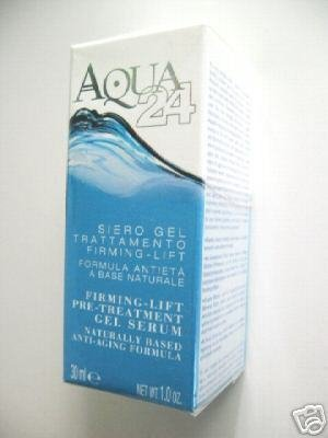 S0168 AQUA24 FIRMING-LIFT PRE-TREATMENT GEL SERUM 30 ML