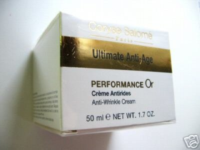 S0073 CORYSE SALOME ULTIMATE ANTI-AGE ANTI-WRINKLE CREAM 50 ml