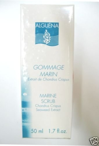 S0142 ALGUENA SEAWEED EXTRACT MARINE SCRUB 50ML FRANCE